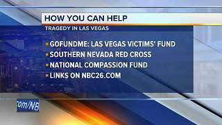 Las Vegas shooting: How you can help - Video