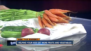 Ask the Expert: Eat your veggies - Video