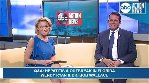 Dr. Bob Wallace addresses coronavirus, Hepatitis A myths, questions