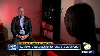 Private investigator hired by San Diego HOAs to catch short-term rental violators