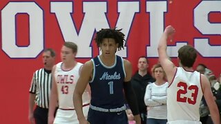Jalen Johnson returns to Nicolet basketball