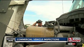 NSP Commercial Vehicle Inspections