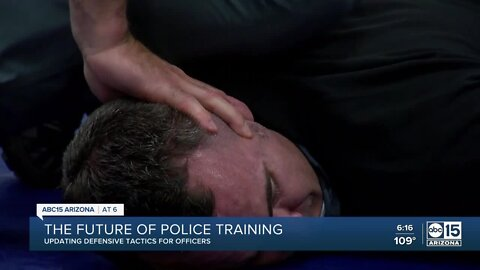 The future of police training