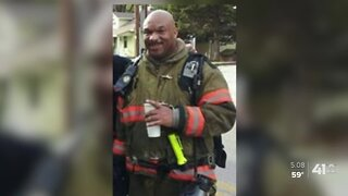 Independence community honors fallen firefighter Jameson
