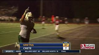 Gretna vs. Crete - Video