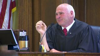 Judge emotional while sentencing a driver involved in a fatal crash