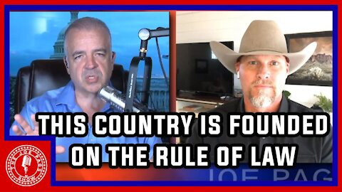 The Attack on the Thin Blue Line is Outrageous -- Sheriff Mark Lamb Goes Further!