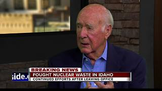 Former Democratic Idaho Governor Cecil Andrus dies at 85 - Video