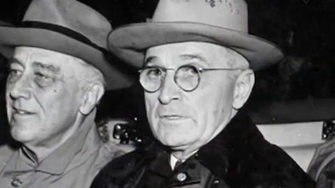 Great moments in Democrat Racist History - Truman