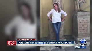 Homeless man wanted after mother of four found stabbed to death in downtown Denver loft - Video