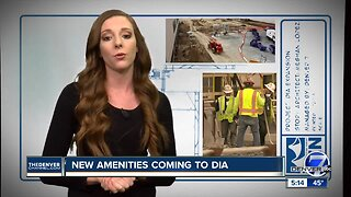 New amenities coming to Denver International Airport