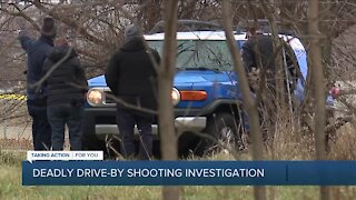 Detroit police investigate deadly drive-by near I-96