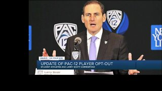 Pac-12 players meet with California governor's office