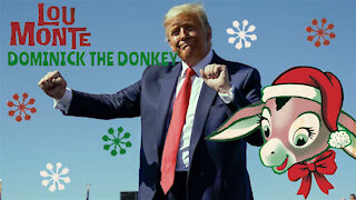 Watch Trump Dance to The Christmas Donkey Song