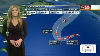 Tracking the Tropics   October 27, 9 a.m. - Video