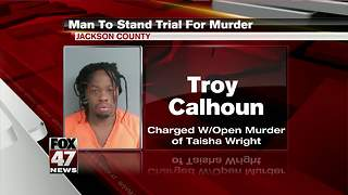 Jackson man to stand trial for killing girlfriend - Video
