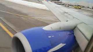 Flames Seen by Passenger on Southwest Airlines Plane