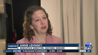 Historic Denver teaching realtors about historic neighborhoods - Video
