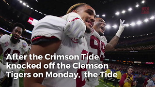 Nick Saban Is Not Happy With The CFP Schedule - Video