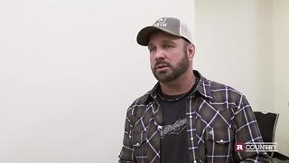 Garth Brooks talks about how proud he is of his musical daughter | Rare Country