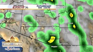 First Warning Weather Wednesday July 11, 2018 - Video