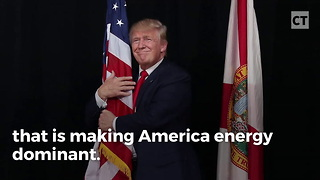 The Coming Oil Boom Under Trump - Video