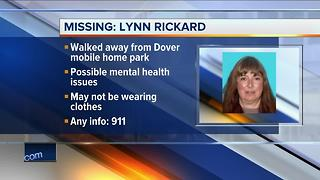 Racine County Sheriff's Office looking for endangered, missing woman