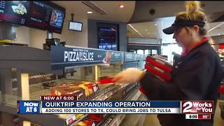 Quiktrip Expansion in Texas announced - Video