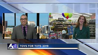 Toys for Tots needs your help this holiday season