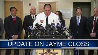 Barron County Sheriff: Jayme Closs has been located