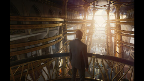 'Hitman 3's ray tracing update will be available on Xbox Series X and S