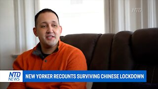 New Yorker: What It's Like Going Through a Lockdown in China