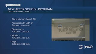Lee County offers new after school program