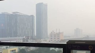 Bangkok Residents Warned as Poor Air Quality Persists in City - Video