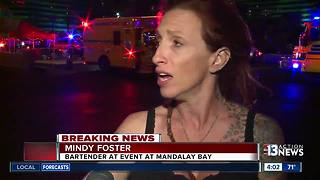 STRIP SHOOTING: 4 a.m. update on shooting on Las Vegas Strip - Video