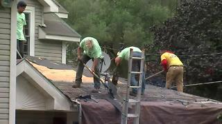 Volunteers to the rescue in Wyoming County - Video