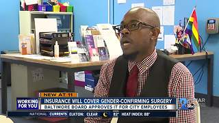 City insurance plans to now help pay for gender-confirming surgeries for city employees - Video