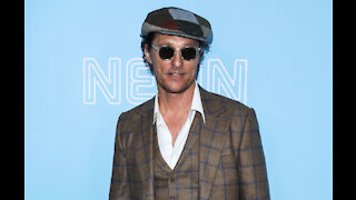 Matthew McConaughey and his wife are getting better at finding time for themselves
