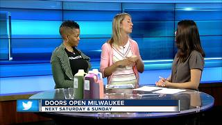 Explore Doors Open Milwaukee - Video