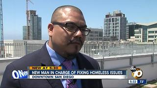 Ex-gang member to San Diego's Senior Homeless Advisor - Video