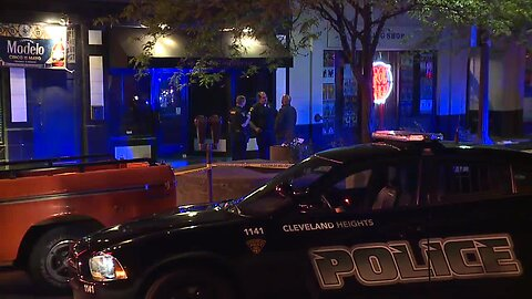 Shooting outside Cleveland Heights bar leaves one injured