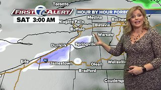 7 First Alert Forecast 1228 - Noon - Video