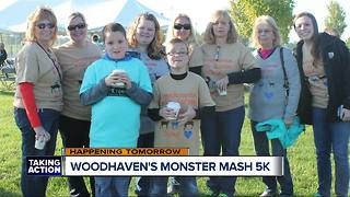 Woodhaven Monster Mash 5K - Video
