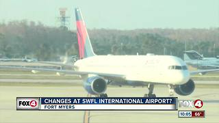 Airport expansion plans in the works - Video