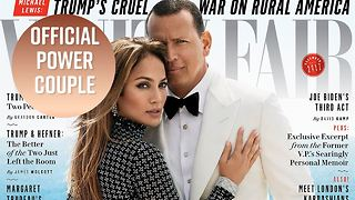 JLo & A-Rod prove they're a power couple in Vanity Fair