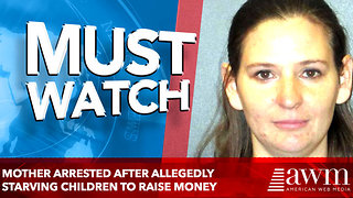 Mother Arrested After Allegedly Starving Children to Raise Money for Fake Illnesses - Video