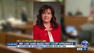 Police: Colorado State Rep. Lori Saine caught at Denver airport TSA checkpoint with handgun - Video