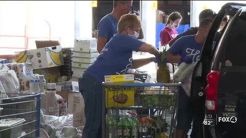 St. Matthew's House feeding record breaking number of families