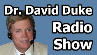 David Duke: Covid-19 Lies About Lockdowns, Masks, Vaccines (23-Feb-2021)