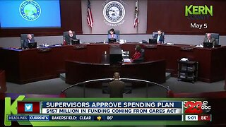 Kern County Board of Supervisors approve spending plan